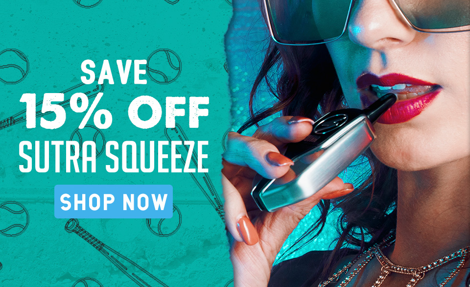 15% off Sutra Squeeze