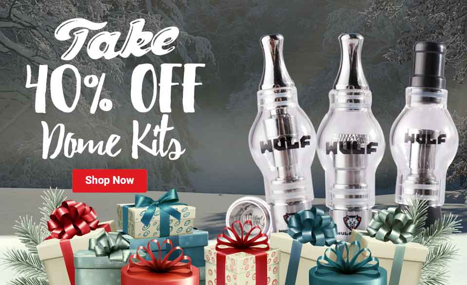 40% Off Wulf Dome Kits
