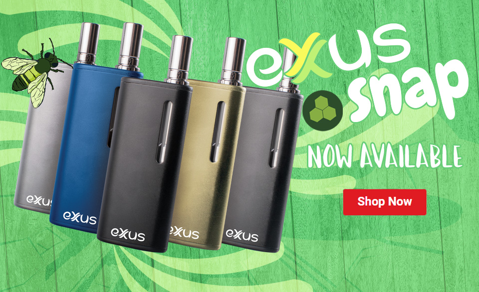 Exxus Snap Concentrate Vaporizer by Exxus Vape