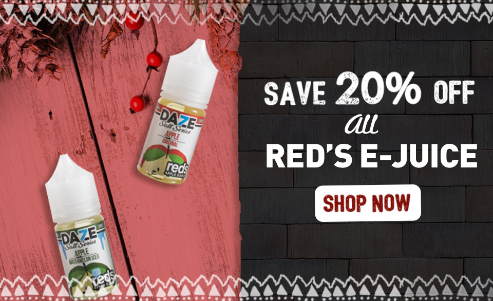 Red's e-Juice