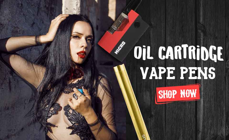 Oil Cartridge Vape Pens