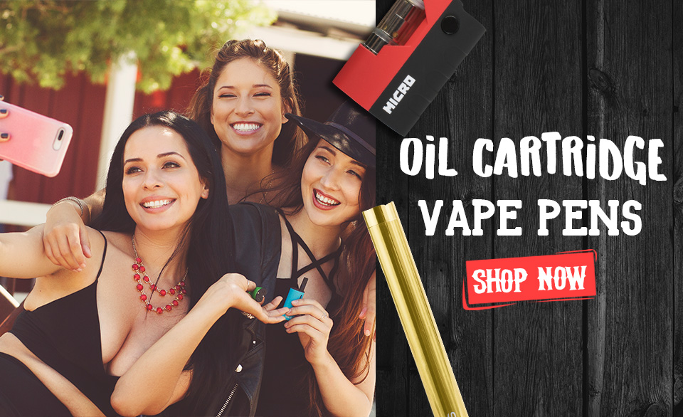 Oil Cartridge Vaporizers