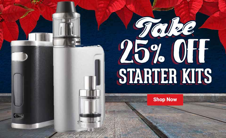 Save 20% Off All Starter Kits
