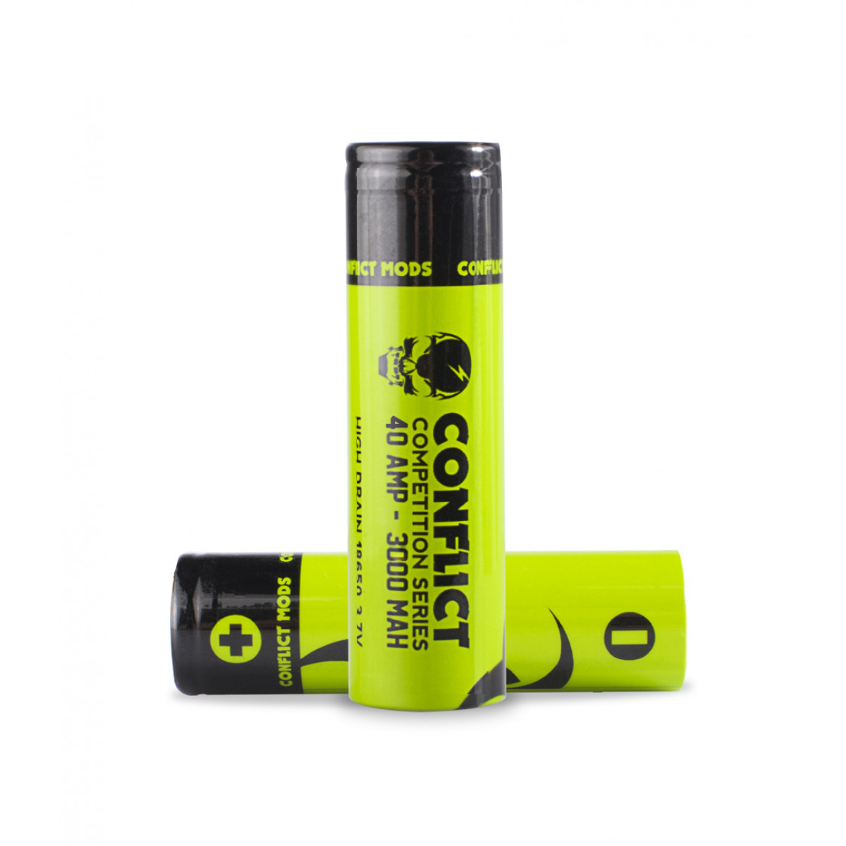 Conflict 18650 40 amp 3000 mAh Battery