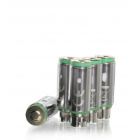 Breeze 2 Replacement Atomizer 5 pk by Aspire