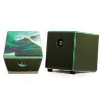 Tunnel Vision Vaporizer by Hot Box Vapors