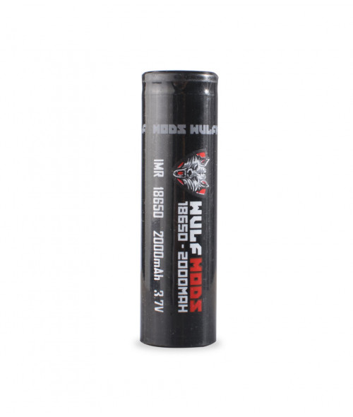 18650 IMR Mod Batteries by Wulf Mods