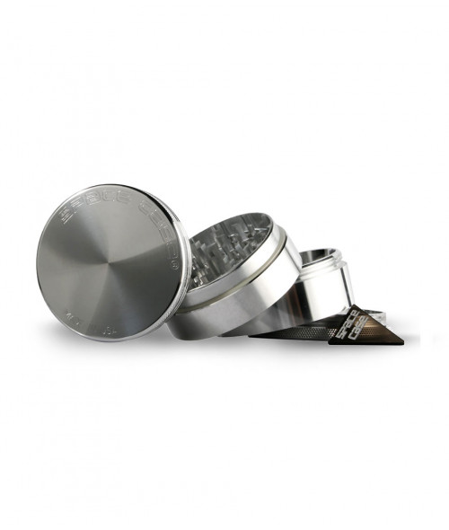 4 pc Space Case Grinder Small 45mm