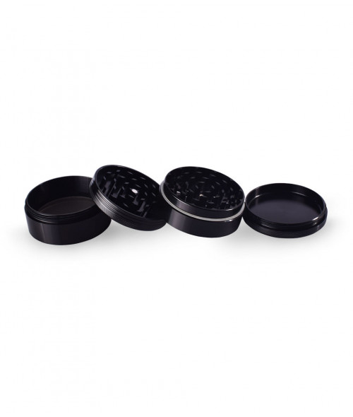 4 pc Space Case Grinder Medium 57mm