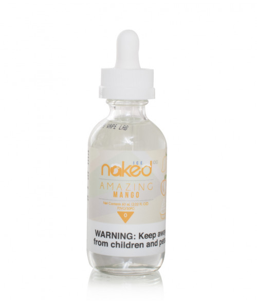 Mango Ice by Naked 100 E-Liquid