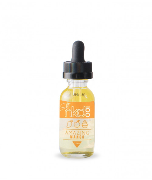 Amazing Mango by Salt Naked 100 E-Liquid
