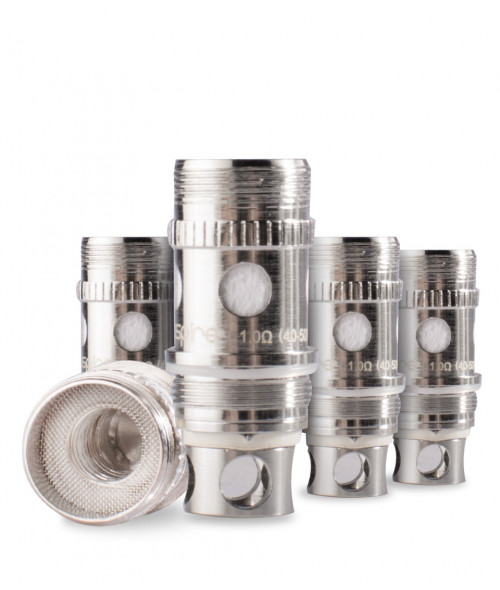 Atlantis 1.0 ohm Coils 5 pk by Aspire