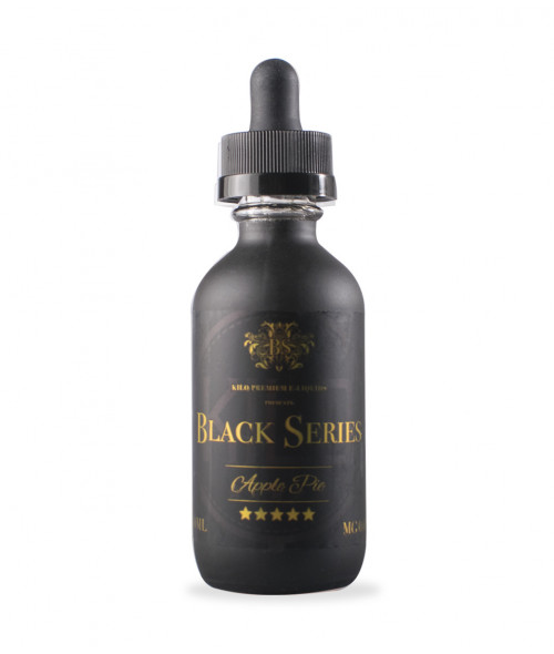 Apple Pie by Kilo Black Series E-Liquid