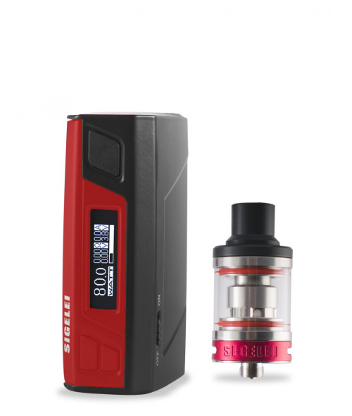 J80 80w Box Mod Kit by Sigelei