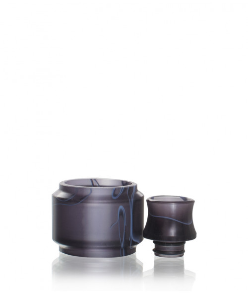 Blitz Resin Drip Tip and Tube Kit for TFV8 Big Baby by SMOK