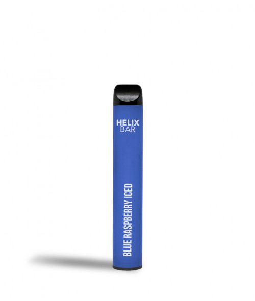 Blue Raspberry Ice Disposable by Helix Bar