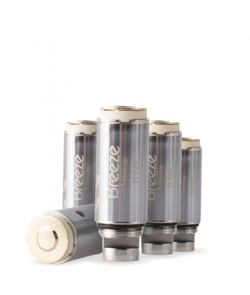 Breeze Replacement Atomizer 5 pk by Aspire