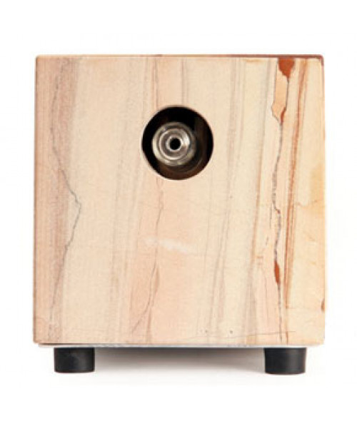 Burma Teak Stone Vaporizer by Hot Box Vapors