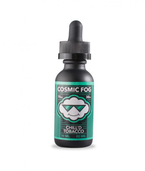 Chill'd Tobacco by Cosmic Fog E-Liquid