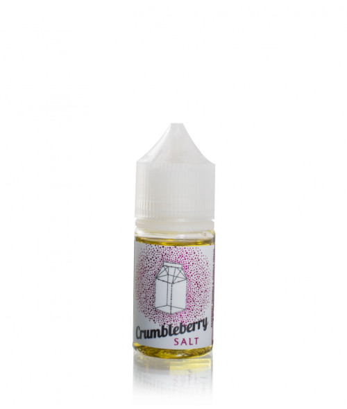 Crumbleberry Salt by The Milkman E-Liquid