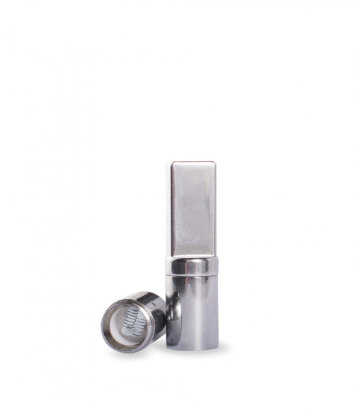 Wulf Duo Quartz Dual Coil Concentrate Chamber by Wulf Mods