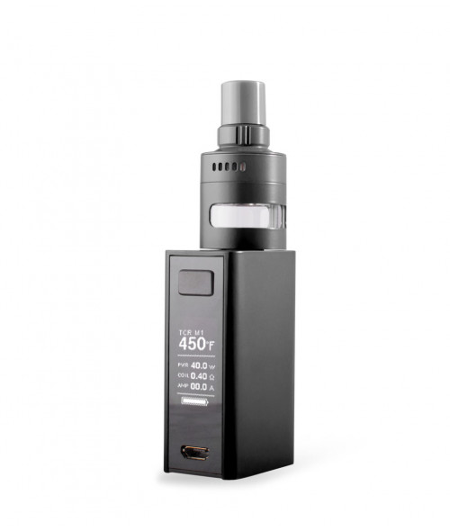 eVic Basic with Cubis Pro Temp Control Kit by JoyeTech