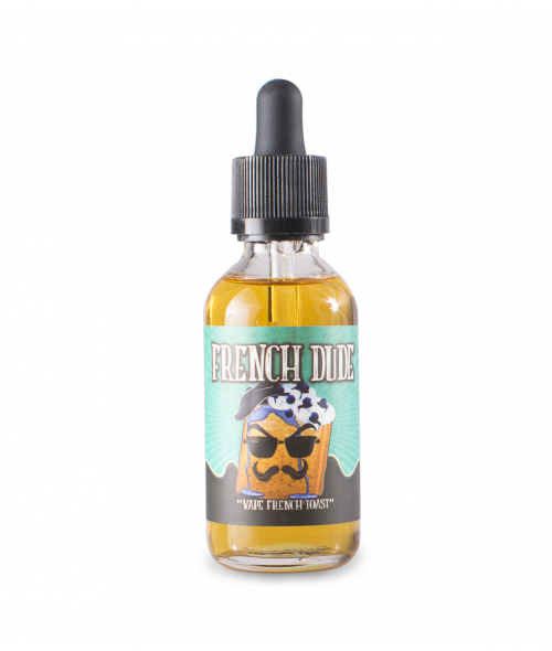 French Dude by Vape Breakfast Classics E-Liquid