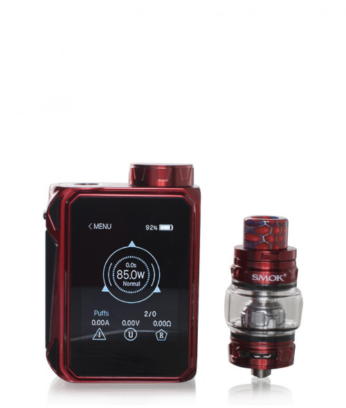 G-PRIV Baby with TFV12 baby Prince Tank Touch Screen Mod by SMOK
