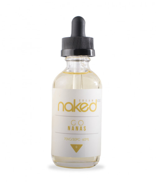 Go Nanas by Naked 100 E-Liquid