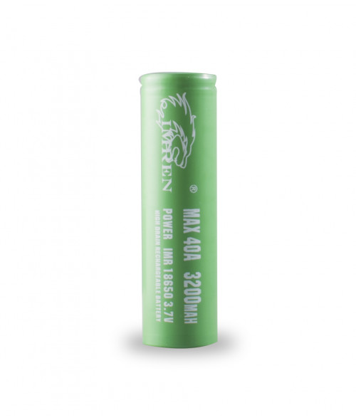 Imren 3200 MAH 40A 18650 Battery