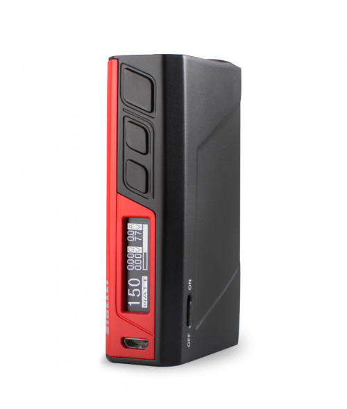 J150 Temperature Control Box Mod by Sigelei