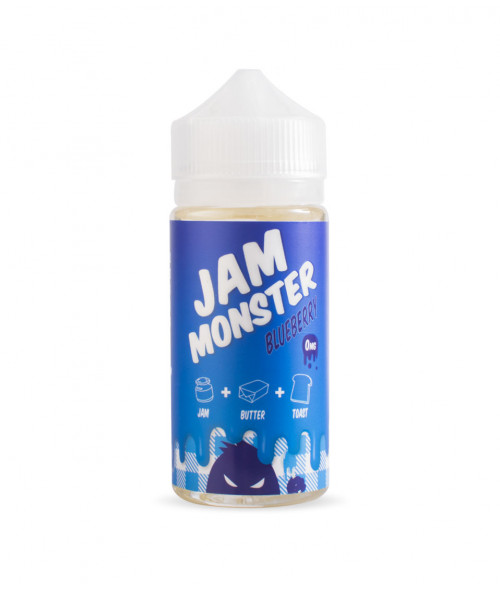 Blueberry by Jam Monster E-Liquid