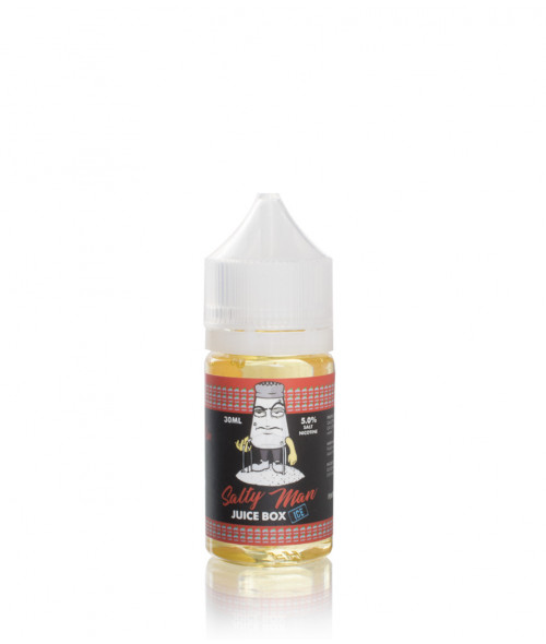 Juice Box Ice by Salty Man E-Liquid