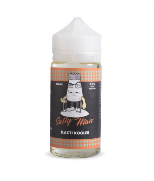 Kacti Kooler by Salty Man E-Liquid