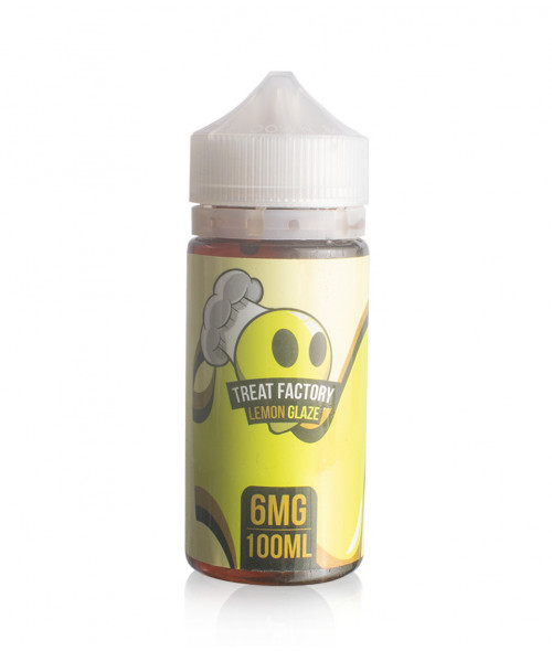 Lemon Glaze by Treat Factory E-Liquid