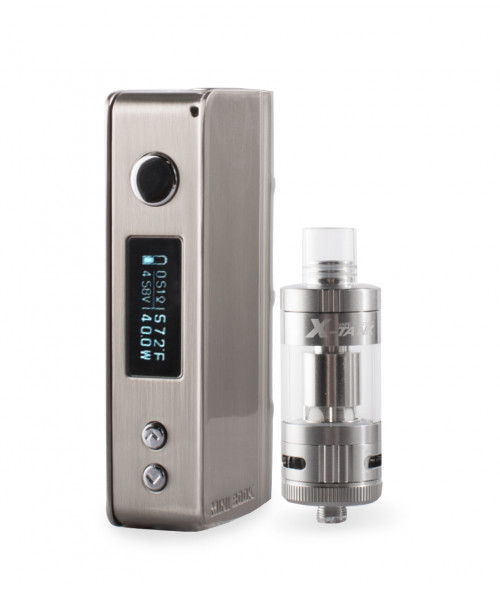 Mini Book 40w Temperature Control Starter Kit by Sigelei