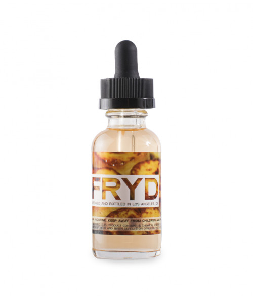 Fried Banana by FRYD E-Liquid