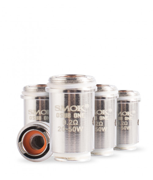 OSUB One Dual Core Coils 5 pk by SMOK
