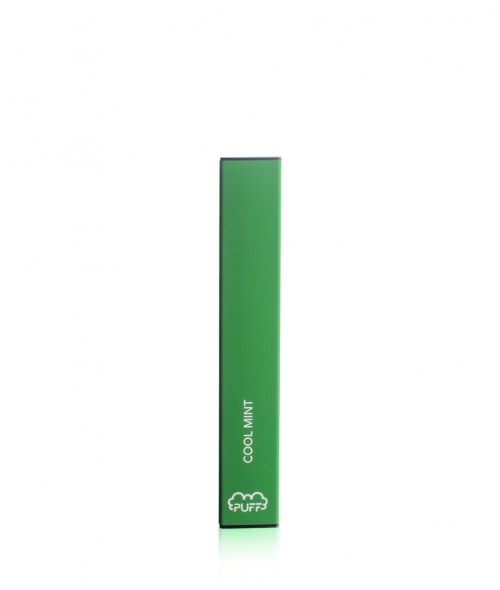 Cool Mint Puff Bar Disposable Device by Puff Bars
