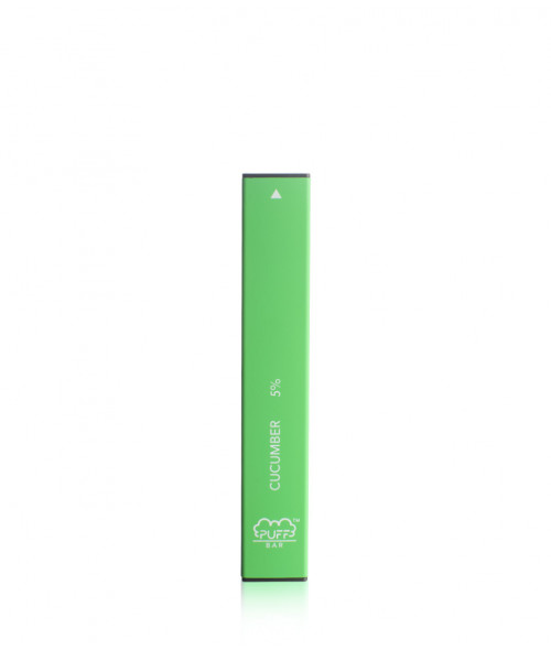 Cucumber Puff Bar Disposable Device by Puff Bars