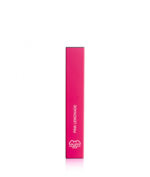 Pink Lemonade Puff Bar Disposable Device by Puff Bars