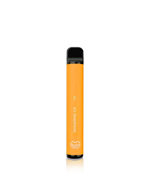 Tangerine Ice Disposable by PUFF Bar Plus