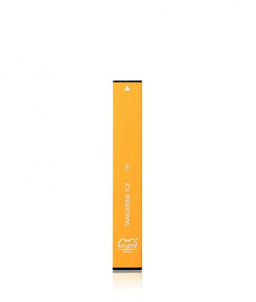 Tangerine Ice Disposable by PUFF Bar