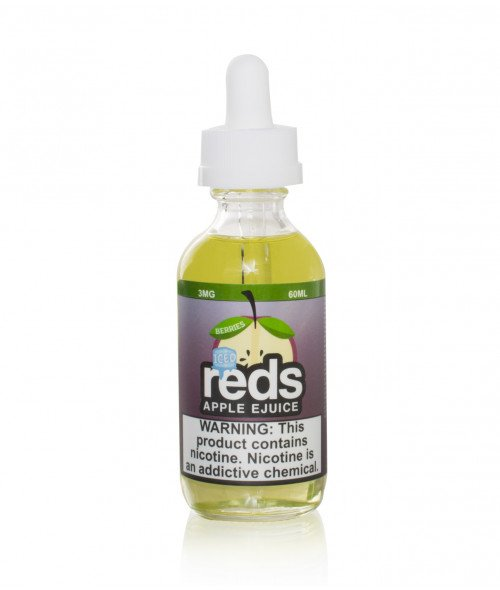 Iced Berries by Red's Apple EJuice