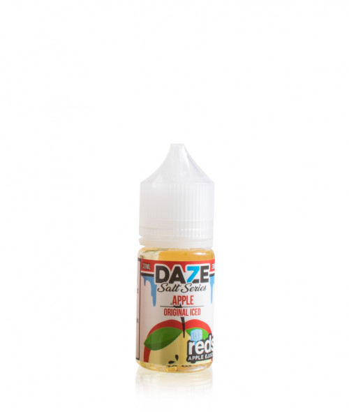 Apple Iced by Red's Apple EJuice