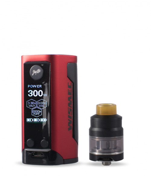 Reuleaux RX GEN 3 300W Temperature Control Kit by Wismec