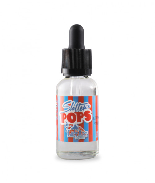 Slotter Pops by Lost Art Liquids