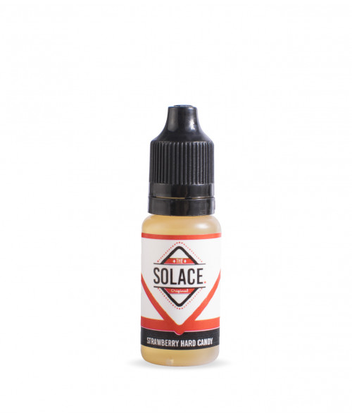 Strawberry Hard Candy by Solace Salts E-Liquid
