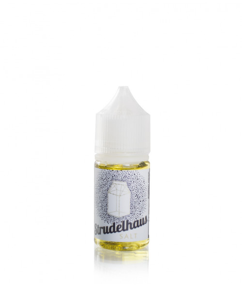 Strudelhaus Salt by The Milkman E-Liquid