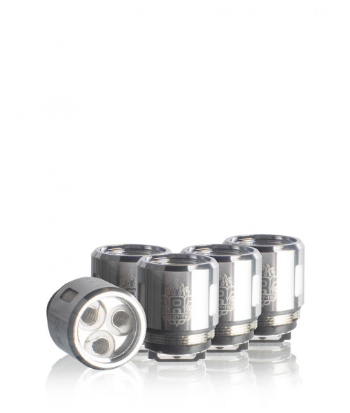 TFV8 Cloud Beast Baby Dual Coils V8 Baby T6 5 pk by SMOK